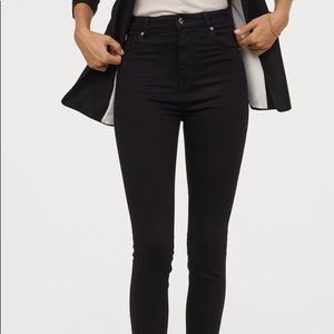 Black Skinny Jeans - Super Soft and stretchy